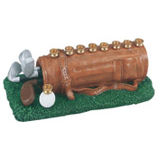 Golf Menorah