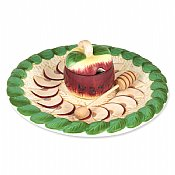 Apples Honey Dish with Bowl and Dipper