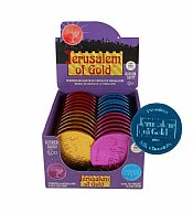 Colored 3' Premium Belgian Milk Chocolate Medallions - Nut Free