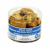 Large Hanukkah Coins - Nut-Free Dairy - Tub of 70