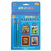 Hanukkah Water Fun Activity Book