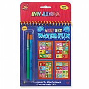 Alef Bet Water Fun Activity Book