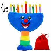 Plush Musical Menorah