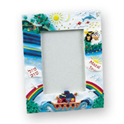 "Noah's Ark Picture Frame 3""x5"""